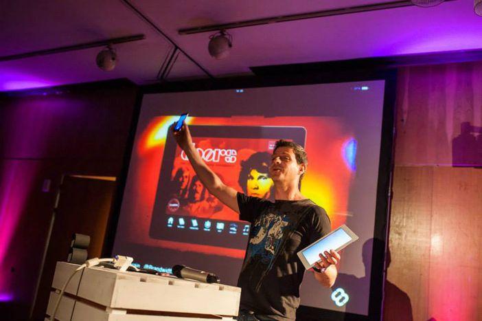 Image for Bitspiration Festival: Music vs. New Technologies