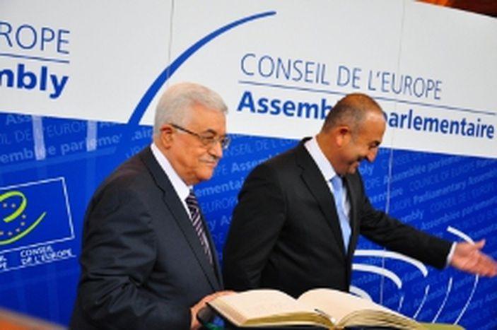 Image for La Palestine compte sur le soutien de l'Europe