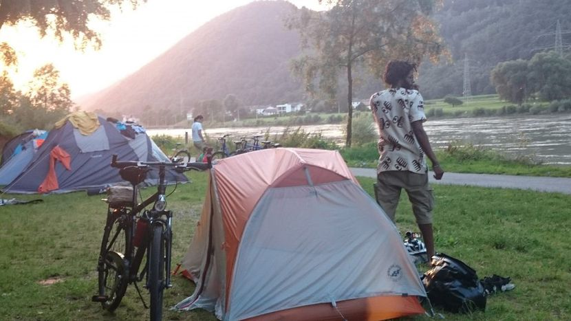 Image for This Young Entrepreneur-Biker Duo Tells You How to Bike Across 5 Countries in 15 Days