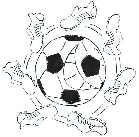 Image for Sprachliche Aufwärmübungen zur Fußball-WM 2010