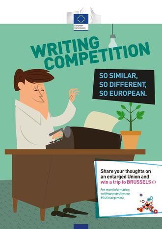 Image for So Similar, So Different, So European Writing Contest