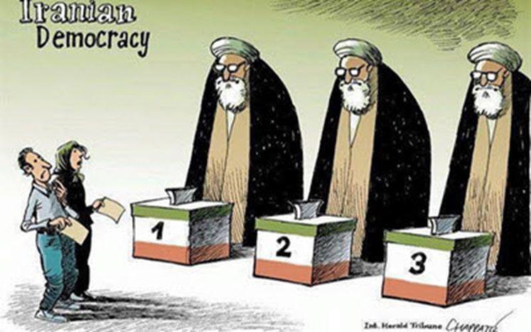 Image for Les opposants appellent au boycott de la présidentielle en Iran