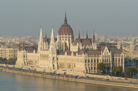 Image for Corruption in Hungary