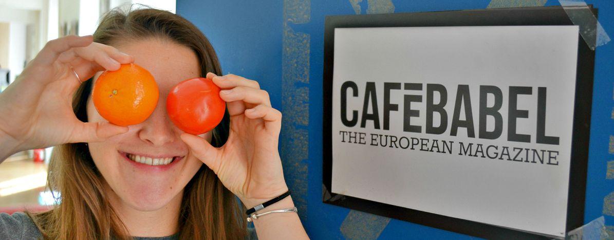 Image for Bienvenue Lara, nouvelle éditrice anglaise de cafébabel