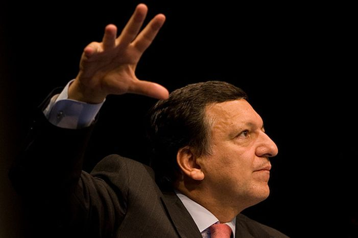Image for Exclusive: Barroso on the Lisbon treaty, Croatia and Brussels