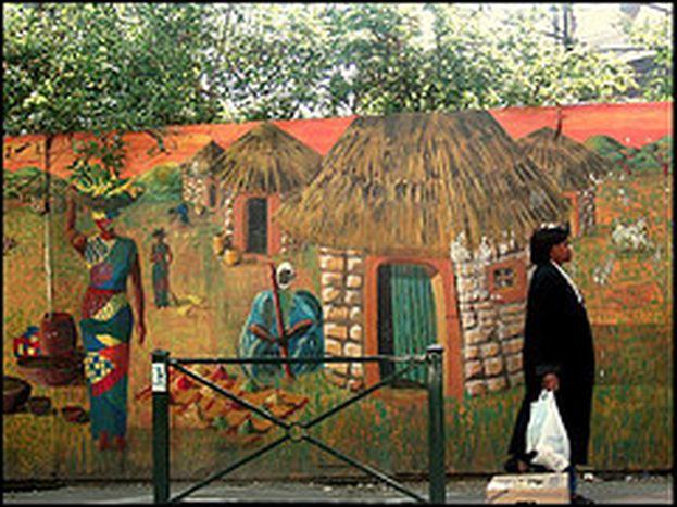 Image for Barrio de Matongé: África en el corazón de Europa