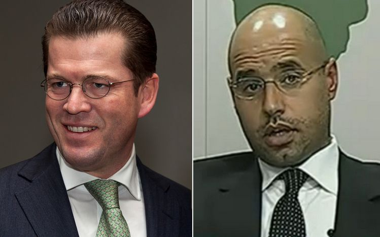 Image for Plagiarists: Guttenberg resigns, Saif al-Islam Gaddafi in Swiss peace