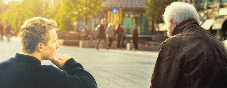 Image for Catalonia: The day my grandfather talked my ear off