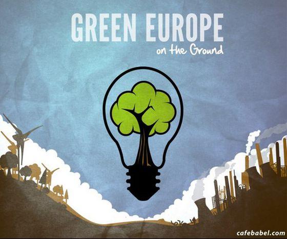 Image for Green Europe on the Ground: dibattito a Roma il 26 febbraio. E si mangia!