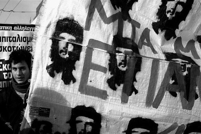 Image for Primer aniversario de las protestas de Grecia: ¿Qué dicen los jóvenes?