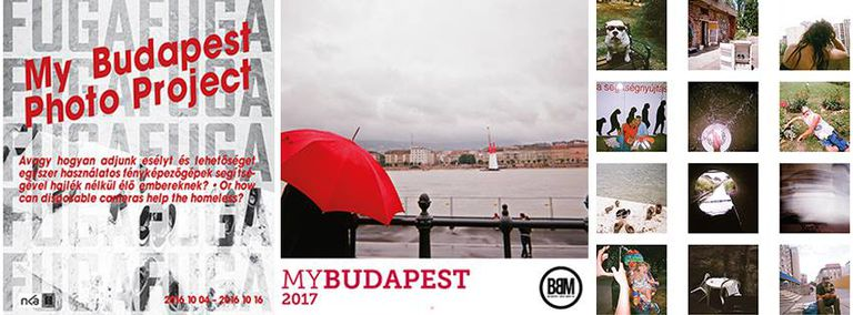 Image for MyBudapest Photo Project - The city from a new point of view