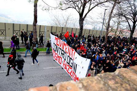 Image for [FOTOGALERÍA]Italia y el nuevo frente antifascista