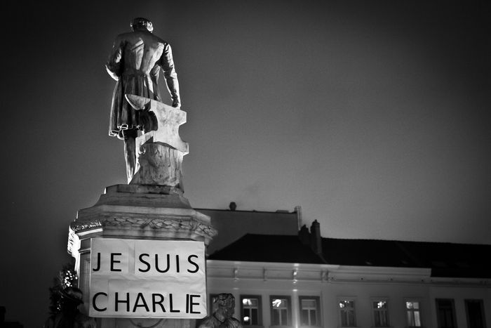Image for Some thoughts on the attack of Charlie Hebdo