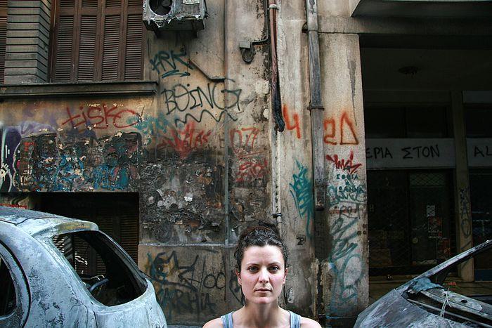 Image for Athènes : les visages de la « génération 700 euros »