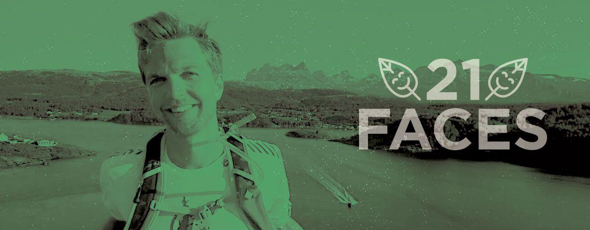 Image for Erlend Moster Knudsen: Correr desde el Ártico hasta la COP21