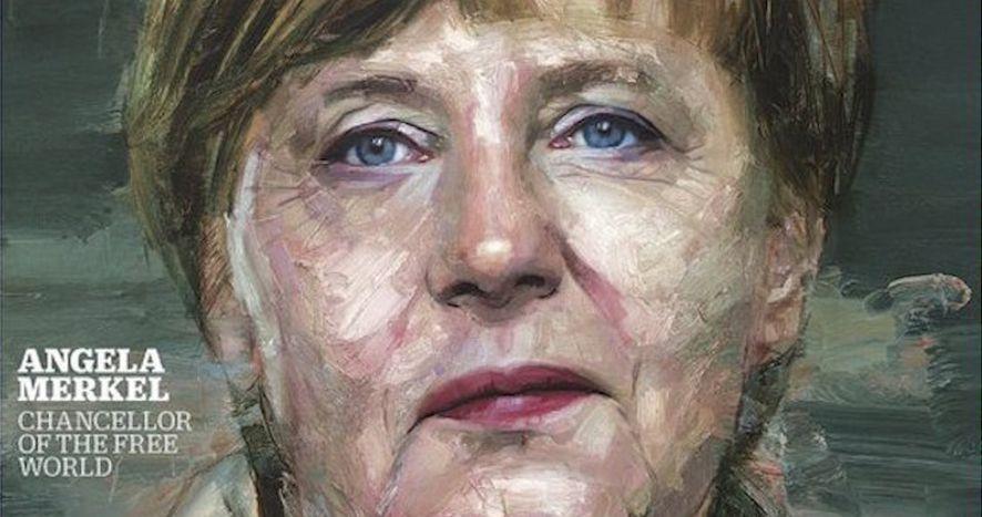 Image for Merkel «Person of the Year » : qu'en pense l'Europe ?