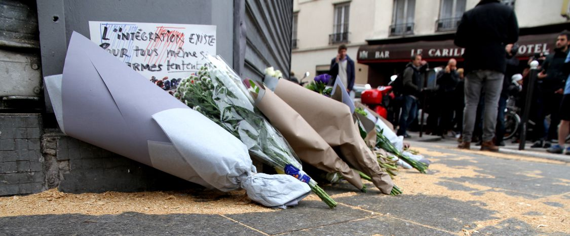 "Image for Attacks in Paris: ""They"" did it..."