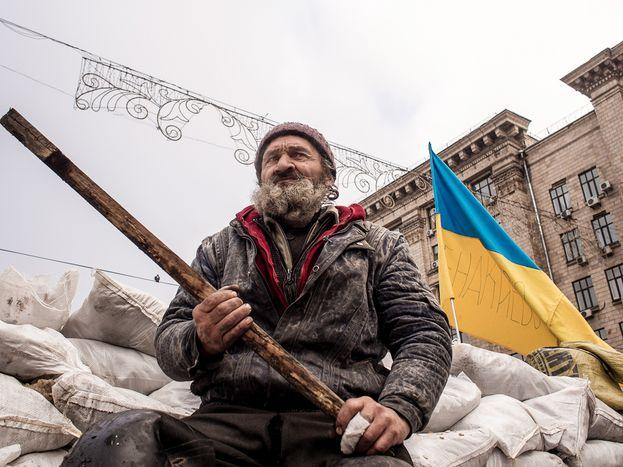 """Image for Ukraine: """"Wir kämpfen bis aufs Messer"""""""