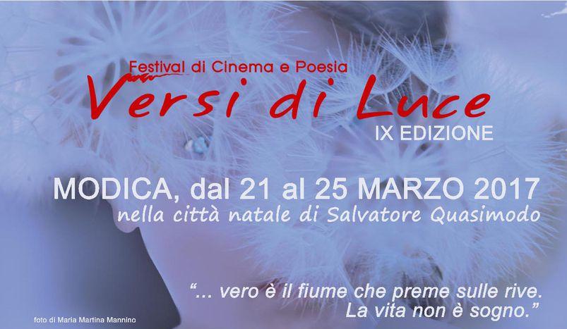 Image for Versi di luce 2017 – Il Festival Europeo di Cinema e Poesia