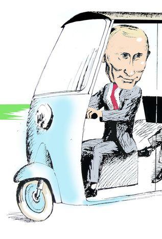 Image for Buu-tin. Rosyjski premier wygwizdany