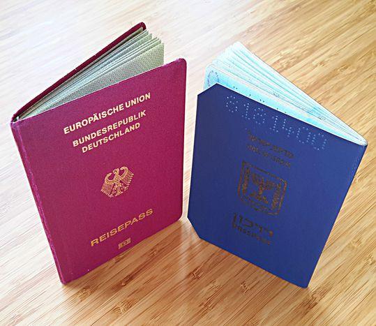 Image for Ora anch'io sono tedesco: percorso interiore di un israeliano verso la naturalizzazione