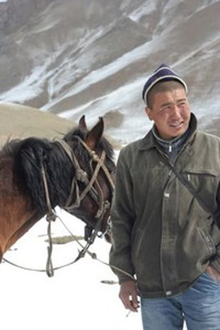 Image for Alone on the roof of central Asia