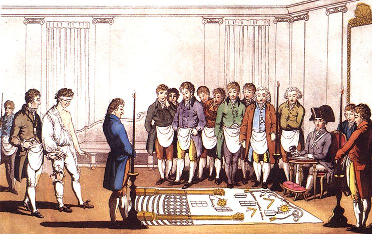 Image for Journées du patrimoine: quand les maçons ouvrent leurs portes