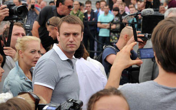 Image for L'opposition russe mise tout sur Navalny pour les élections municipales de Moscou