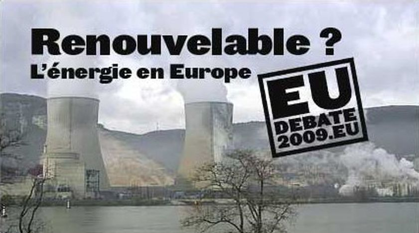 Image for EUdebate2009.eu, che cos'è?