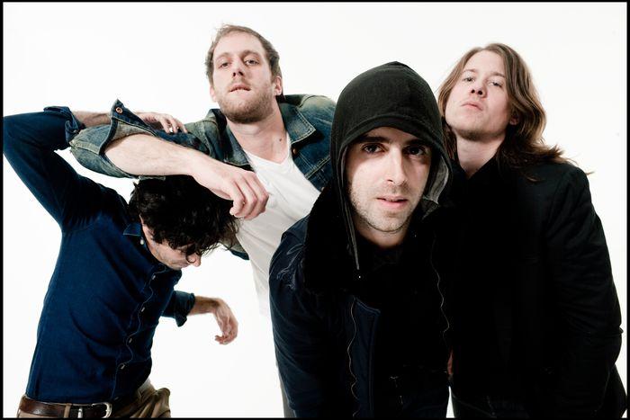 Image for Stuck In The Sound : « On a foncé dans le tas »