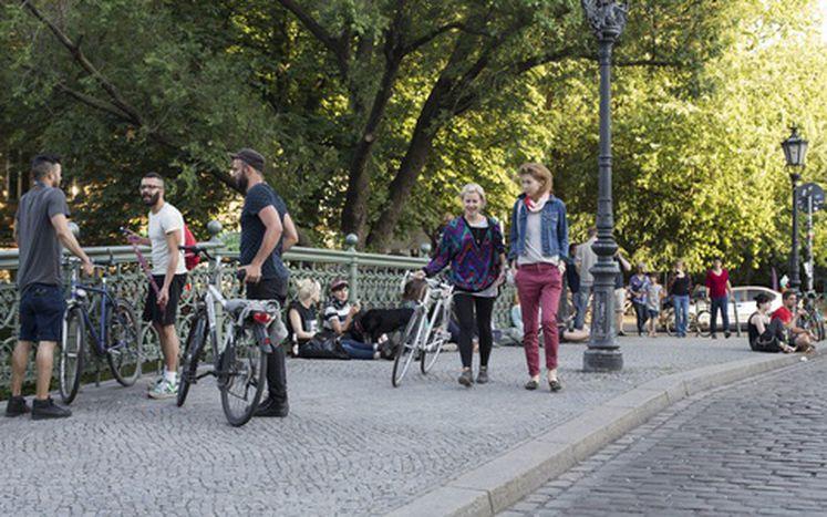 Image for Berlino in quindici immagini