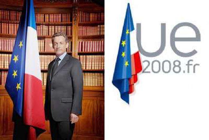 Image for Sarko for Présidence, quand le logo ne fait pas l'Europe