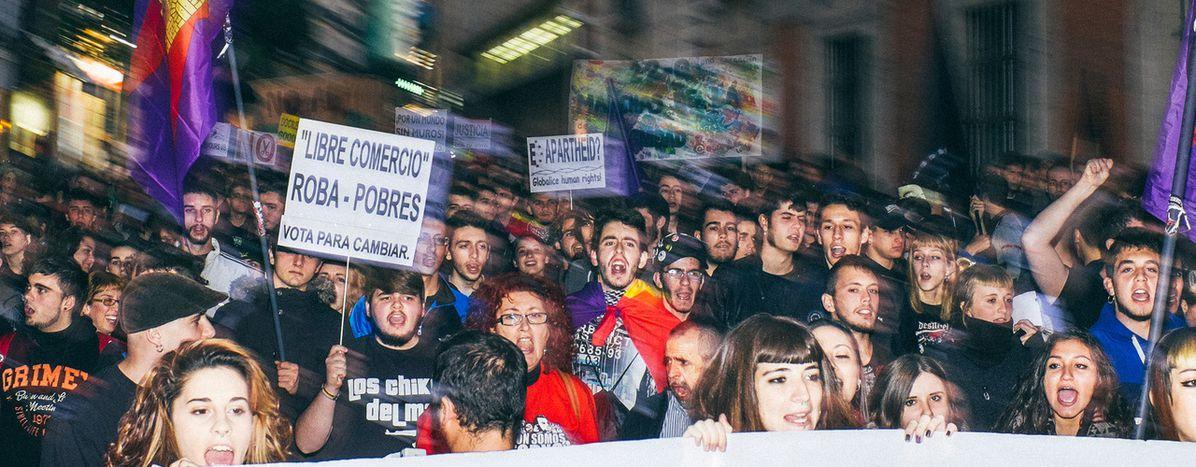 Image for Democracia virtual en Madrid: ¿Participación ciudadana en la red?