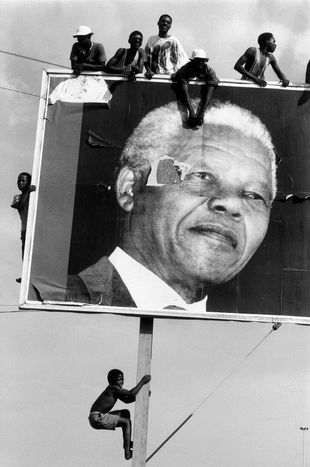 Image for Why the West considered Mandelaa terrorist?
