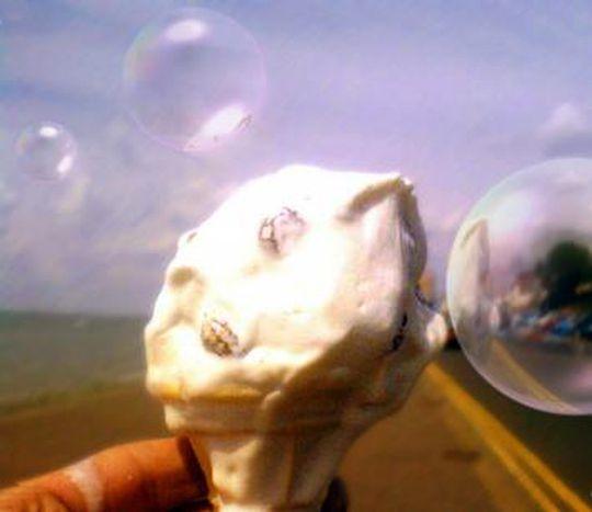 Image for El helado nació en China