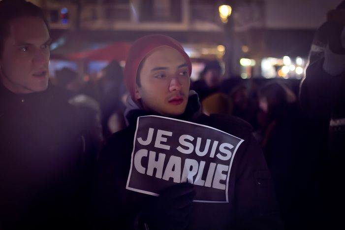 Image for Charlie Hebdo: The War No One Wants