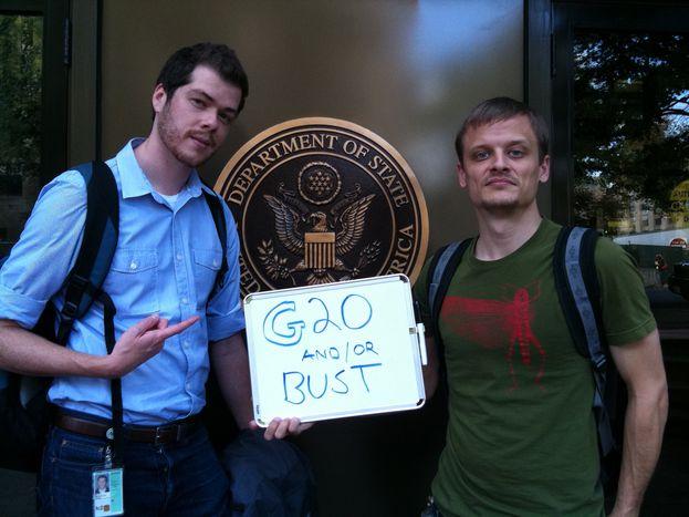 Image for Nadzieje związane z G20