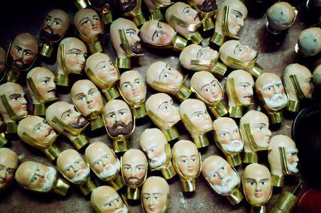 Image for L'Opra, voyage chez les marionnettes siciliennes, patrimoine de l'Unesco