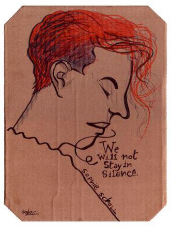 Image for Sophie Scholl, quando l'obbedienza non è una virtù