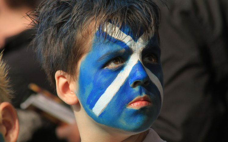 Image for Niepodległość: takiego zakładu w Szkocji jeszcze nie było