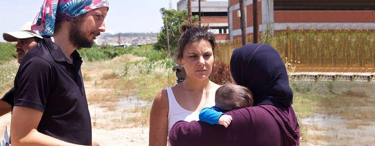 Image for Réfugiés en Grèce : libérés mais déchirés