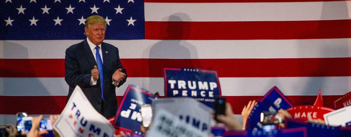 Image for Élections américaines : Trump, l'oeil européen