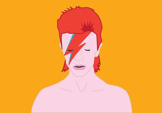 Image for David Bowie: wszystko na temat Ziggy'ego Stardusta