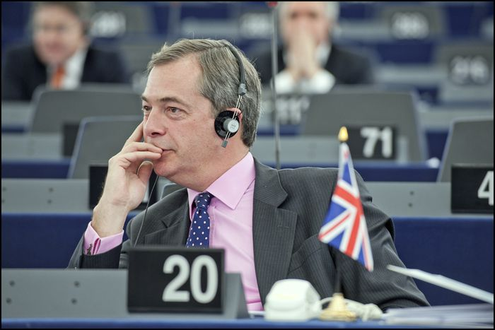 Image for Adesso Nigel Farage ama l'Europa: pentimento oppure marketing?