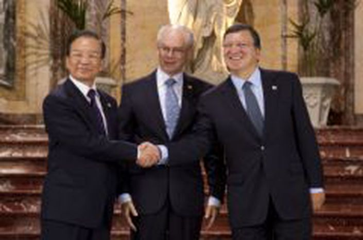 Image for EU-China:  Is Brussels still the port of first call?