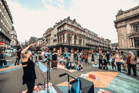 Image for Jouer dans la rue: casser la voie