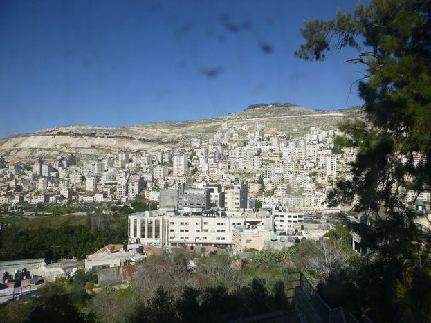 Image for Impressioni dalla Palestina: una settimana a Nablus