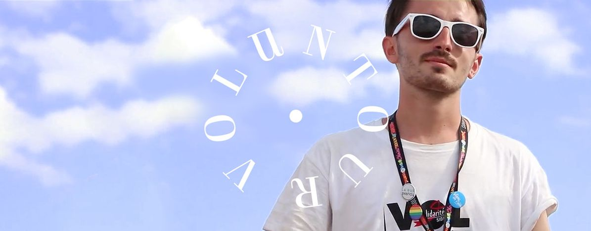 Image for [VIDEO] Voluntour with Antoine: Solidays