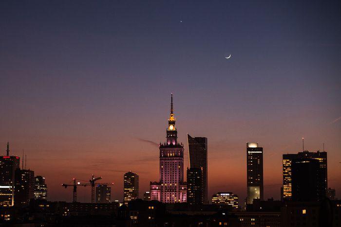 Image for Nasza ekipa miesiąca: Warszawa