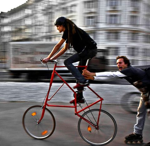 Image for Rome : voyage à vélo au bout de l'enfer